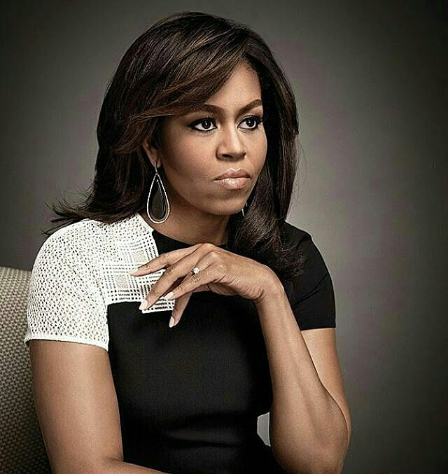 ''WE NURTURE MEN AND PUSH GIRLS TO BE PERFECT'' -MICHELLE OBAMA