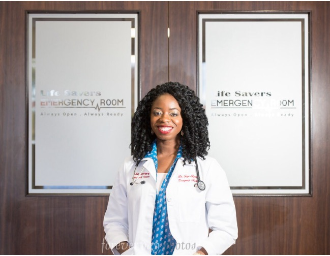 #INTERVIEW | DR FOYEKEMI IKYAATOR: A 31 YEARS OLD SAVINGS LIVES IN THE EMERGENCY ROOM