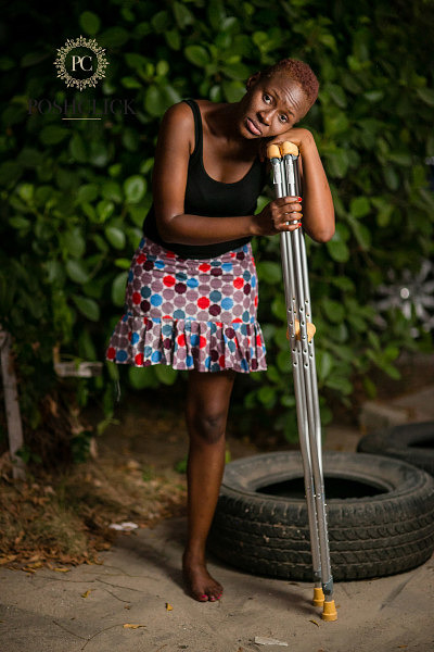 #INTERVIEW   NOTHING PREPARES YOU FOR A LIFE OF LIMB LOSS - ADENIKE OYETUNDE ,ON AIR PERSONALITY AND LAWYER