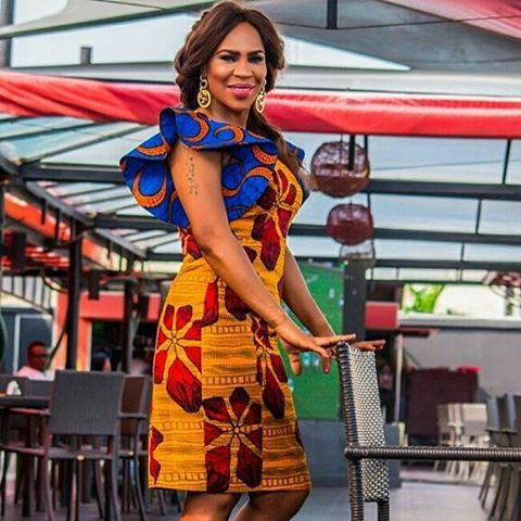 FATHIA BALOGUN TALKS ABOUT HER MOM IN NEW INTERVIEW