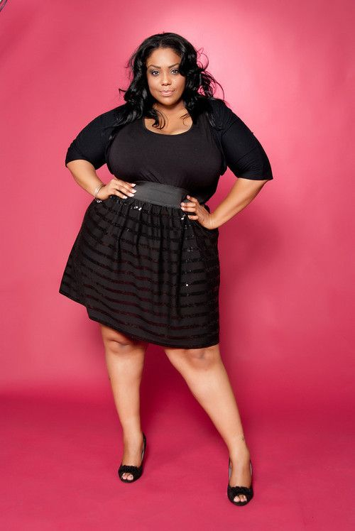 Models of Dresses for Chubby