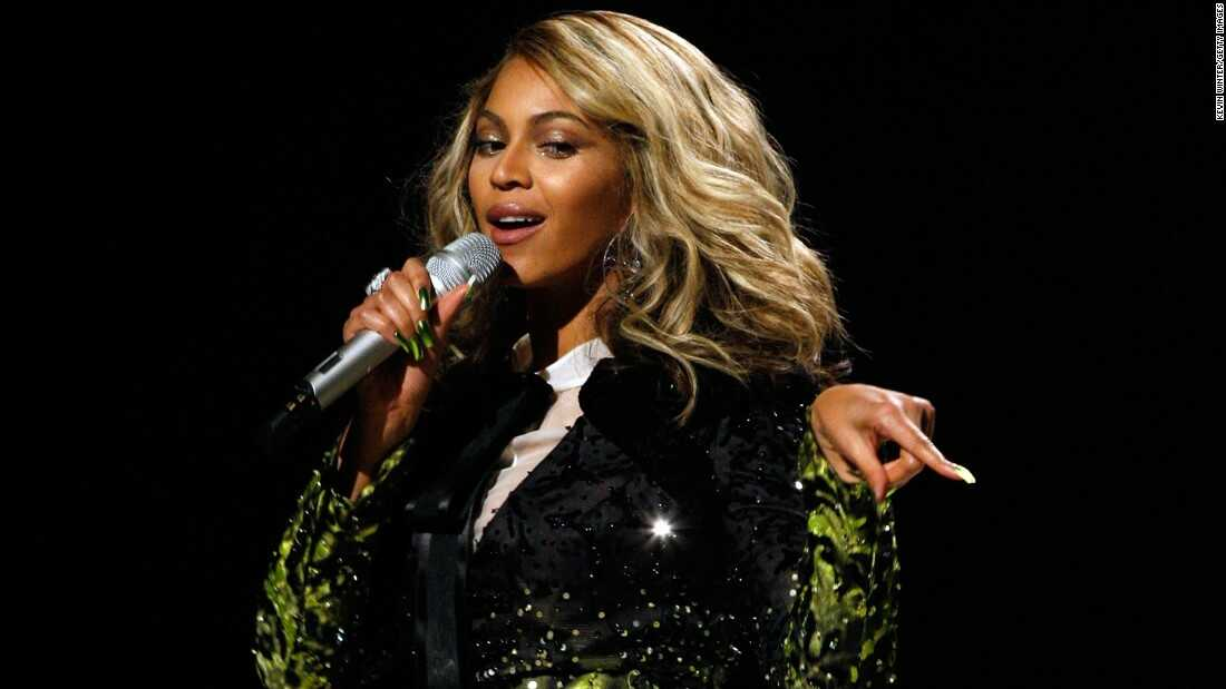 BEYONCE NAMED 2017 HIGHEST PAID WOMAN IN MUSIC BY FORBES