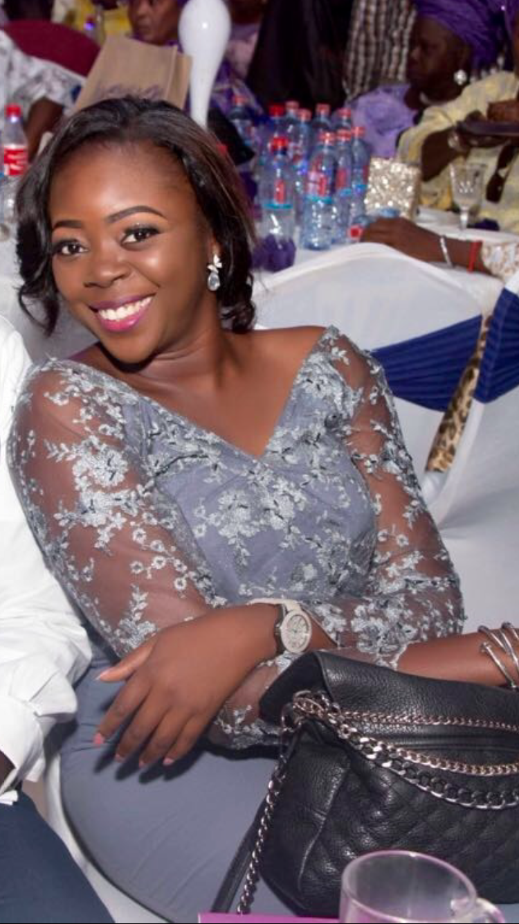 """""""I AM INSPIRED BY PEOPLE LIVING WITH SICKLE CELL DISEASE WHO FACE UNIMAGINABLE OBSTACLES TRYING TO SURVIVE"""" – BUKOLA BOLARINWA, FOUNDER- HAIMA HEALTH INITIATIVE"""
