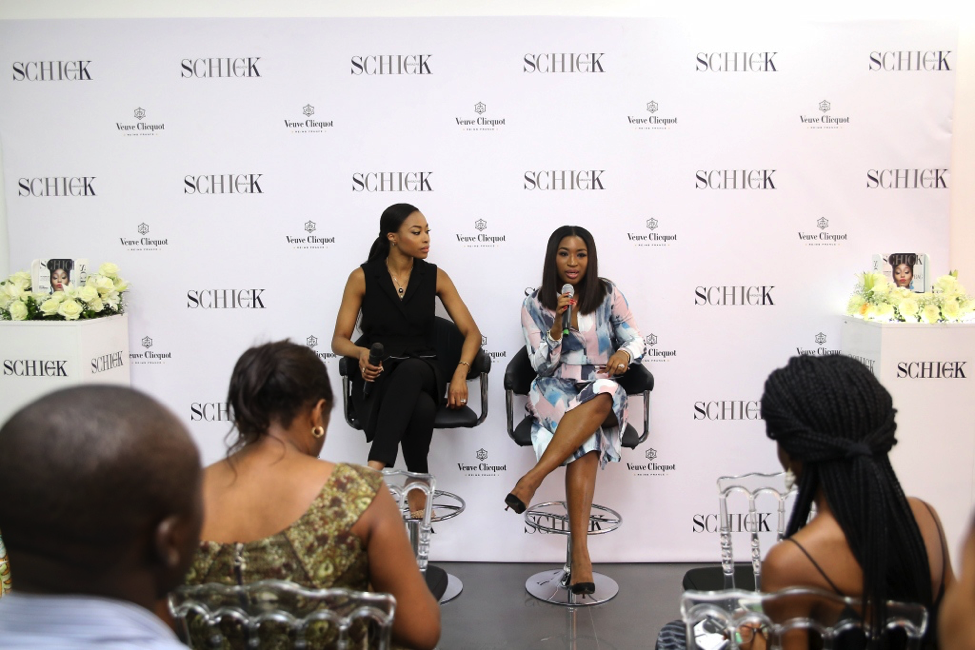 FIRST PHOTOS FROM THE OFFICIAL LAUNCH OF SCHICK MAGAZINE
