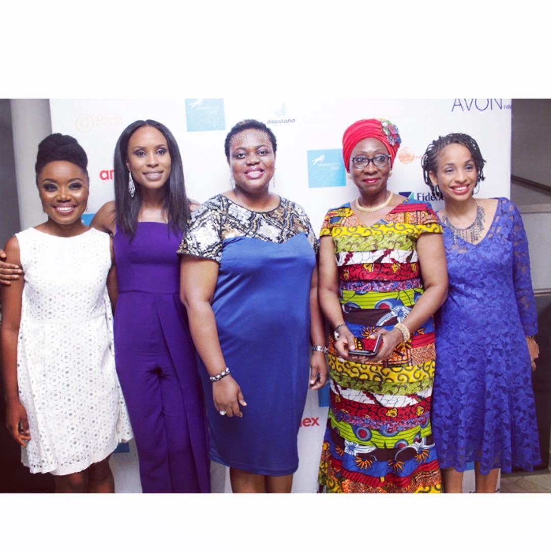 LEADING LADIES AFRICA CELEBRATES MOST INSPIRING NIGERIAN WOMEN AT 100 WOMEN GALA
