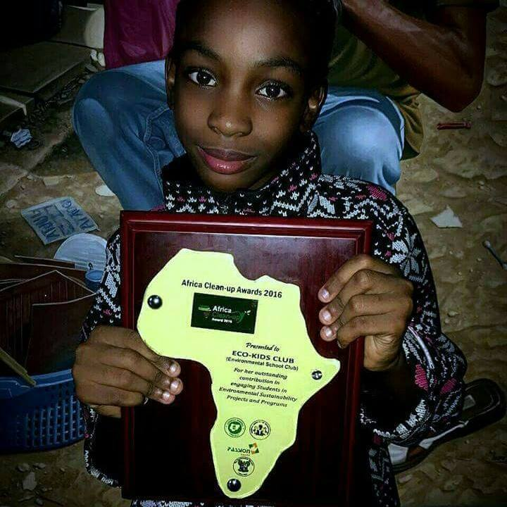 MEET MISIMI ISIMI, THE 9-YEAR-OLD ENVIRONMENTALIST AND GENDER EQUALITY ADVOCATE