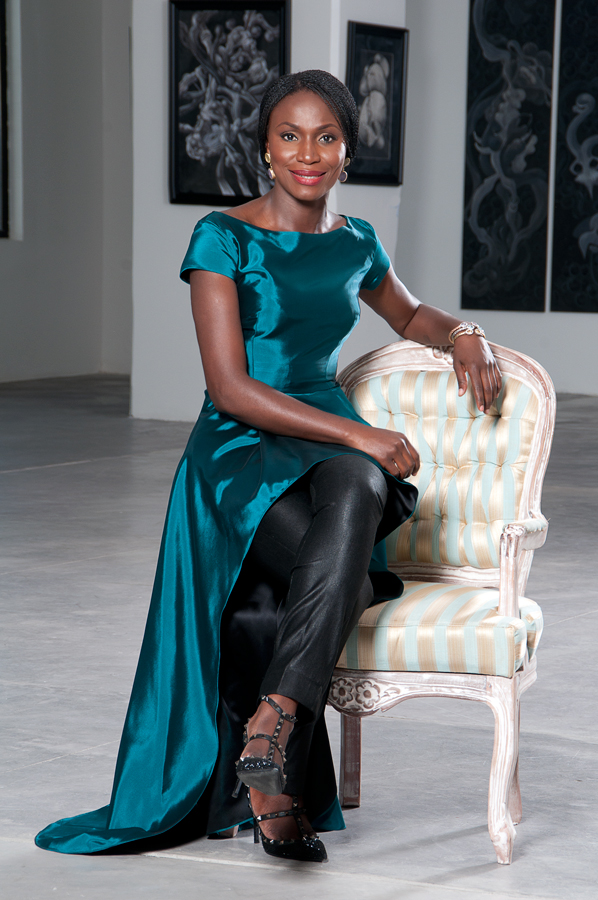 MEET OMOYEMI AKERELE, FOUNDER OF LAGOS FASHION AND DESIGN WEEK