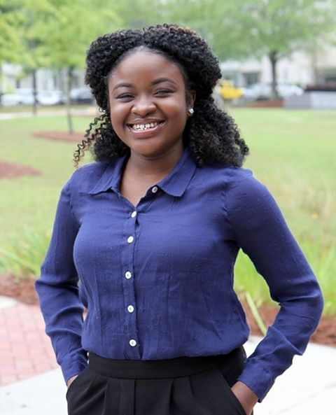 DIANE ISIBOR NIGERIAN LADY WHO GRADUATED WITH 1ST CLASS INhellip