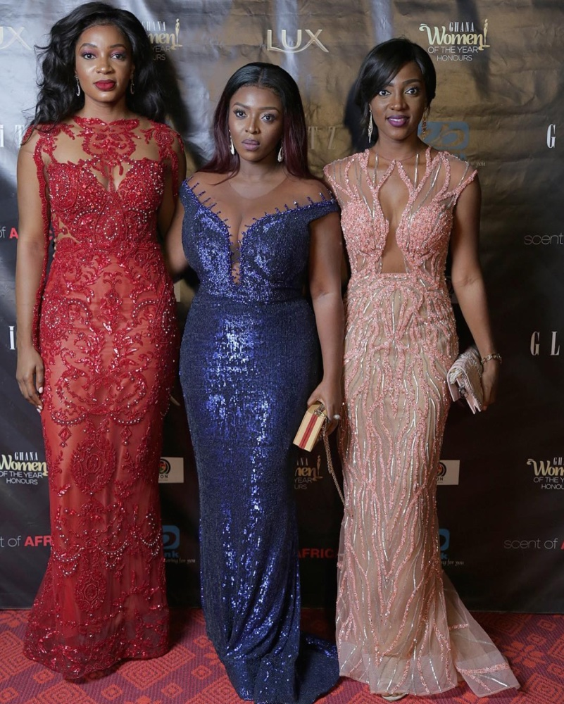 PHOTOS FROM GHANA WOMEN OF THE YEAR HONOURS 2017