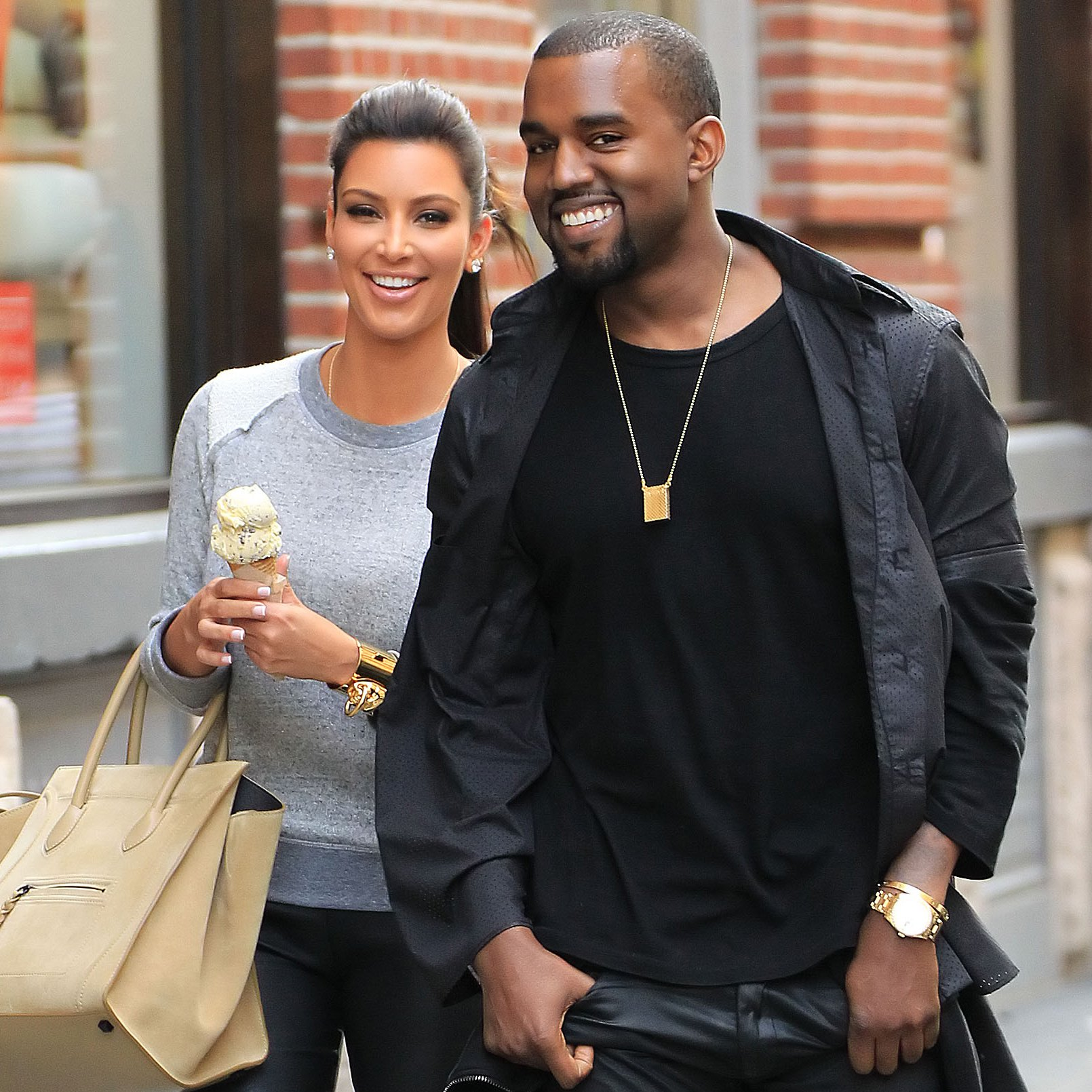 KIM KARDASHIAN AND KANYE WEST TO HIRE SURROGATE FOR THIRD CHILD