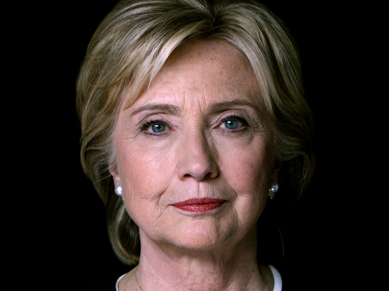 I TAKE RESPONSIBILITY FOR EVERY DECISION I MAKE, BUT THAT'S NOT WHY I LOST' - HILLARY CLINTON