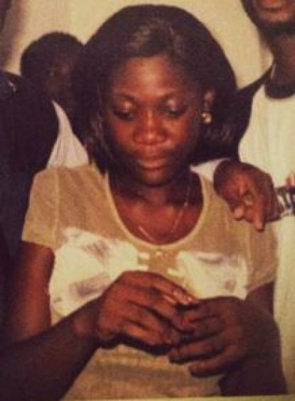 #THROWBACKTHURSDAY: OLD PHOTOS OF MERCY JOHNSON