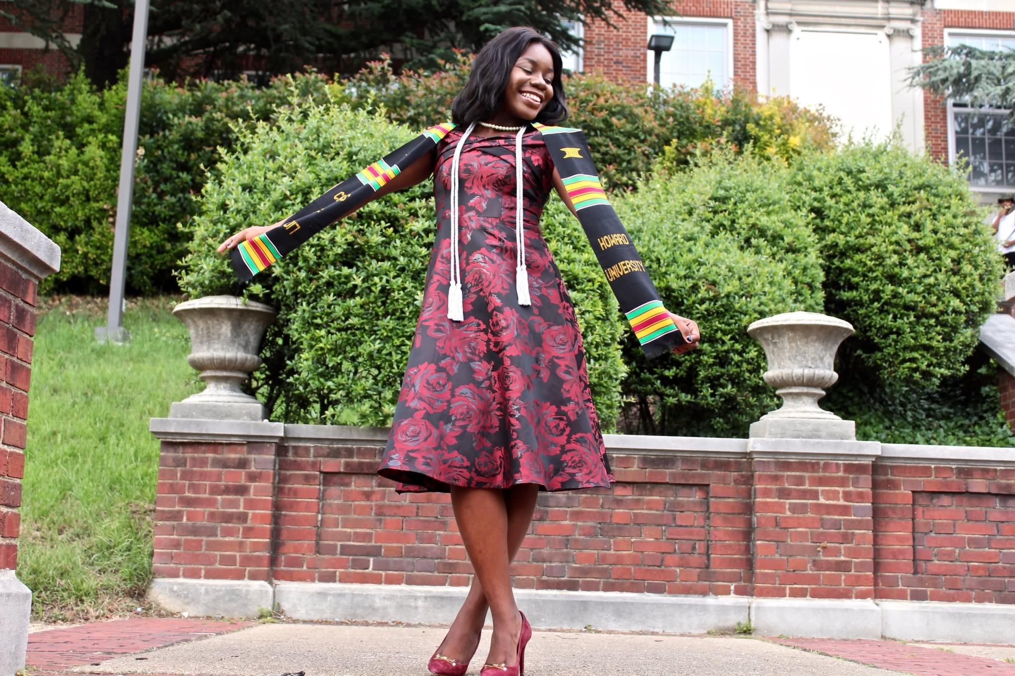 MEET NKECHI, THE 18 YEAR OLD COLLEGE GRADUATE WHO IS ALREADY GOT PLANS FOR HER DOCTORATE DEGREE
