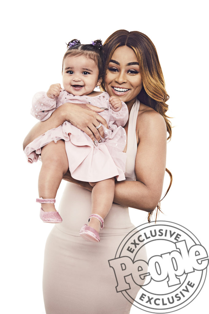 Blac Chyna And Daughter Dream Kardashian Graces The
