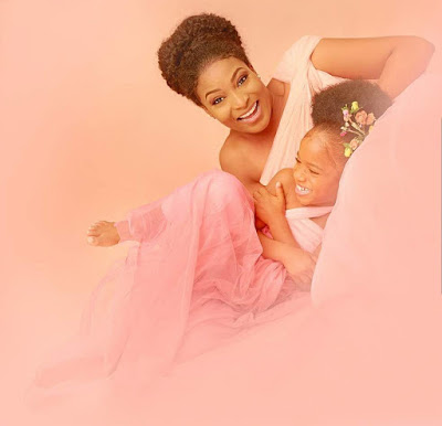 IBIDUN IGHODALO CELEBRATES DAUGHTER AS SHE TURNS A YEAR OLDER