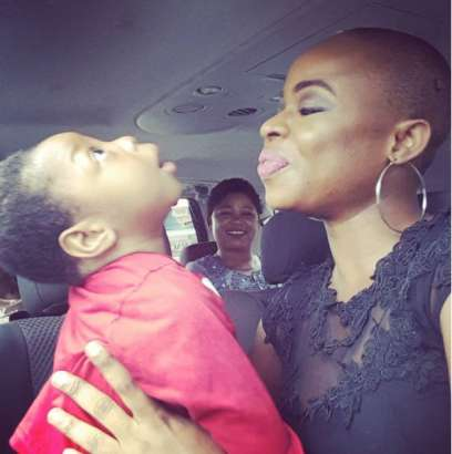 SINGER, JODIE, PENS EMOTIONAL LETTER ABOUT HER SON