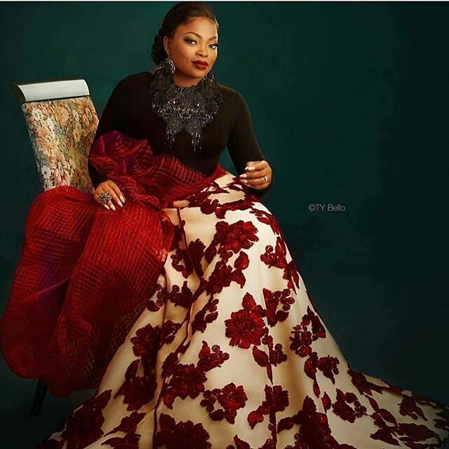 FUNKE AKINDELE BELLO BECOMES FIRST FEMALE CELEBRITY IN NIGERIA TO HIT 4MILLION FOLLOWERS ON INSTAGRAM
