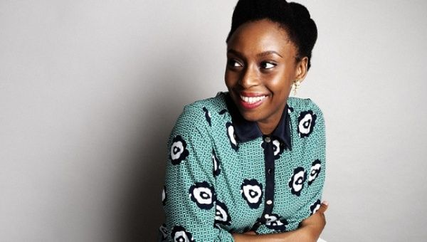 CHIMAMANDA ADICHE BAGS NEW DOCTORATE DEGREE AT THE UNIVERSITY OF EDINBURGH SCOTLAND