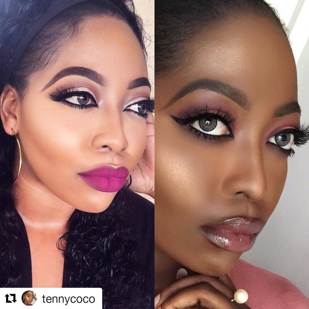 MAKEUP ARTIST, TENNYCOCO, REVEALS THAT SHE STARTED BLEACHING HER SKIN AT AGE 19