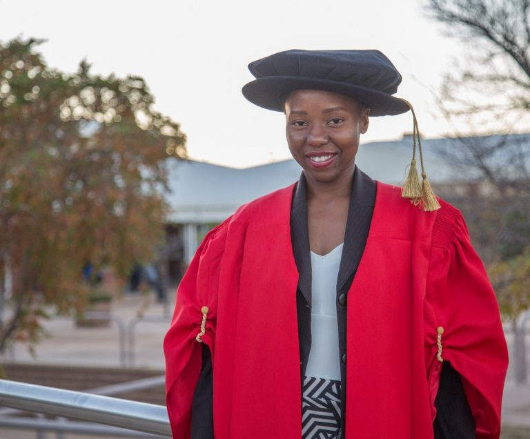 #PROFILE| MEET MUSAWENKOSI SAUROMBE, AFRICA'S YOUNGEST FEMALE PHD HOLDER