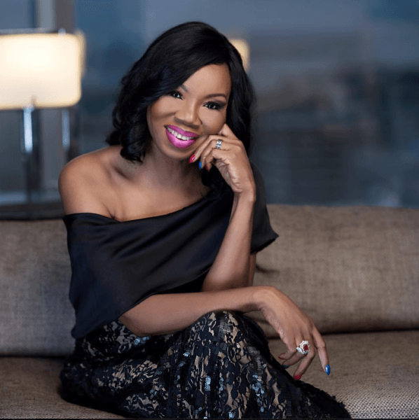 BETTY IRABOR TALKS ABOUT HOW GOD HELPED HER TO OVERCOME STAGE FRIGHT