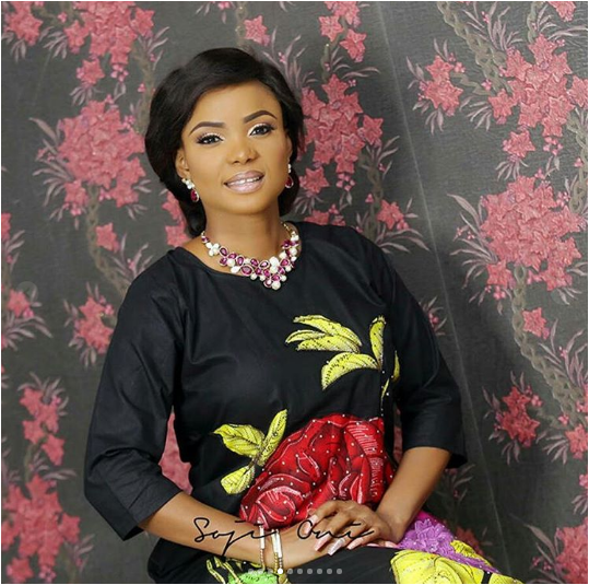"""I SOLD SOME OF MY PROPERTY AND ALMOST ALL MY GOLD TO START MY NEW VENTURE'' -IYABO OJO"