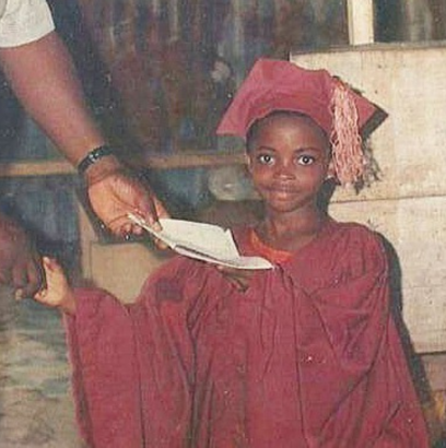#TBT: THROWBACK PHOTOS OF JULIANA 'TOYO BABY' OLAYODE