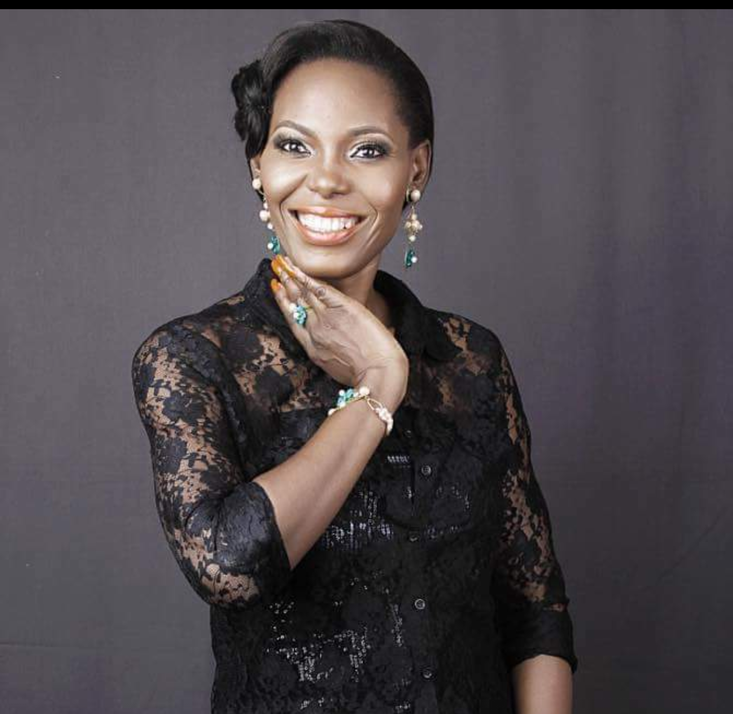 """#INTERVIEW: """"LOSING MY HUSBAND TO CANCER INSPIRED ME TO START MY FOUNDATION"""" -ENIOLA SALU AKINTUNDE"""