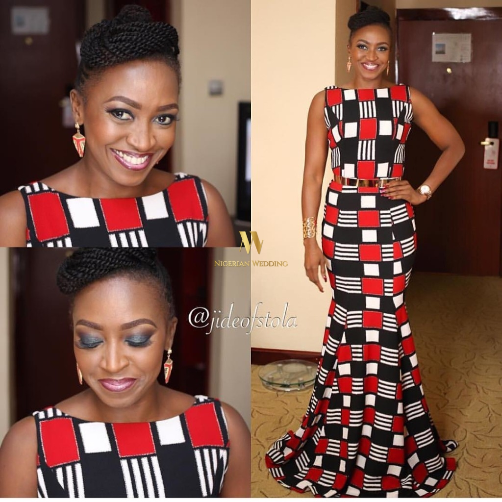 #OWAMBESATURDAY: THE MANY TIMES KATE HENSHAW LOOKED AMAZING IN ASO EBI