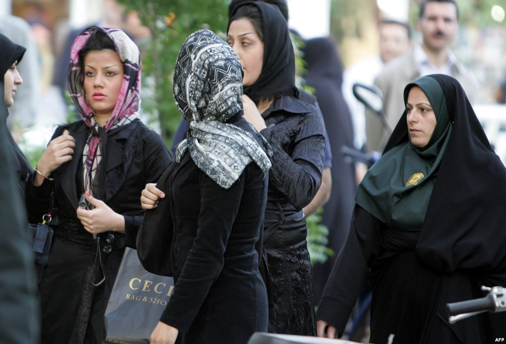 IRAN'S MORALITY POLICE CAN NO LONGER ARREST AND DETAIN VIOLATORS OF THE COUNTRY'S LONGTIME STRICT DRESS CODE