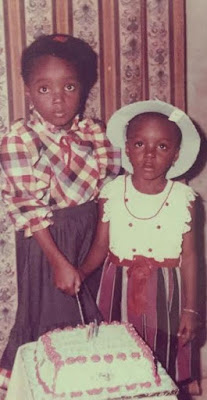 #TBT: THROWBACK PHOTOS OF CHIOMA AKPOTHA