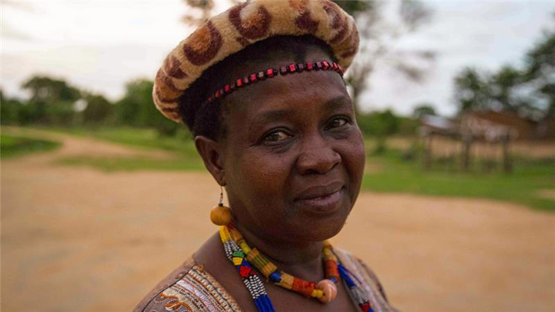MEET FEMALE CHIEF KACHINDAMOTO WHO HAS BROKEN UP OVER 850 CHILD MARRIAGES IN MALAWI