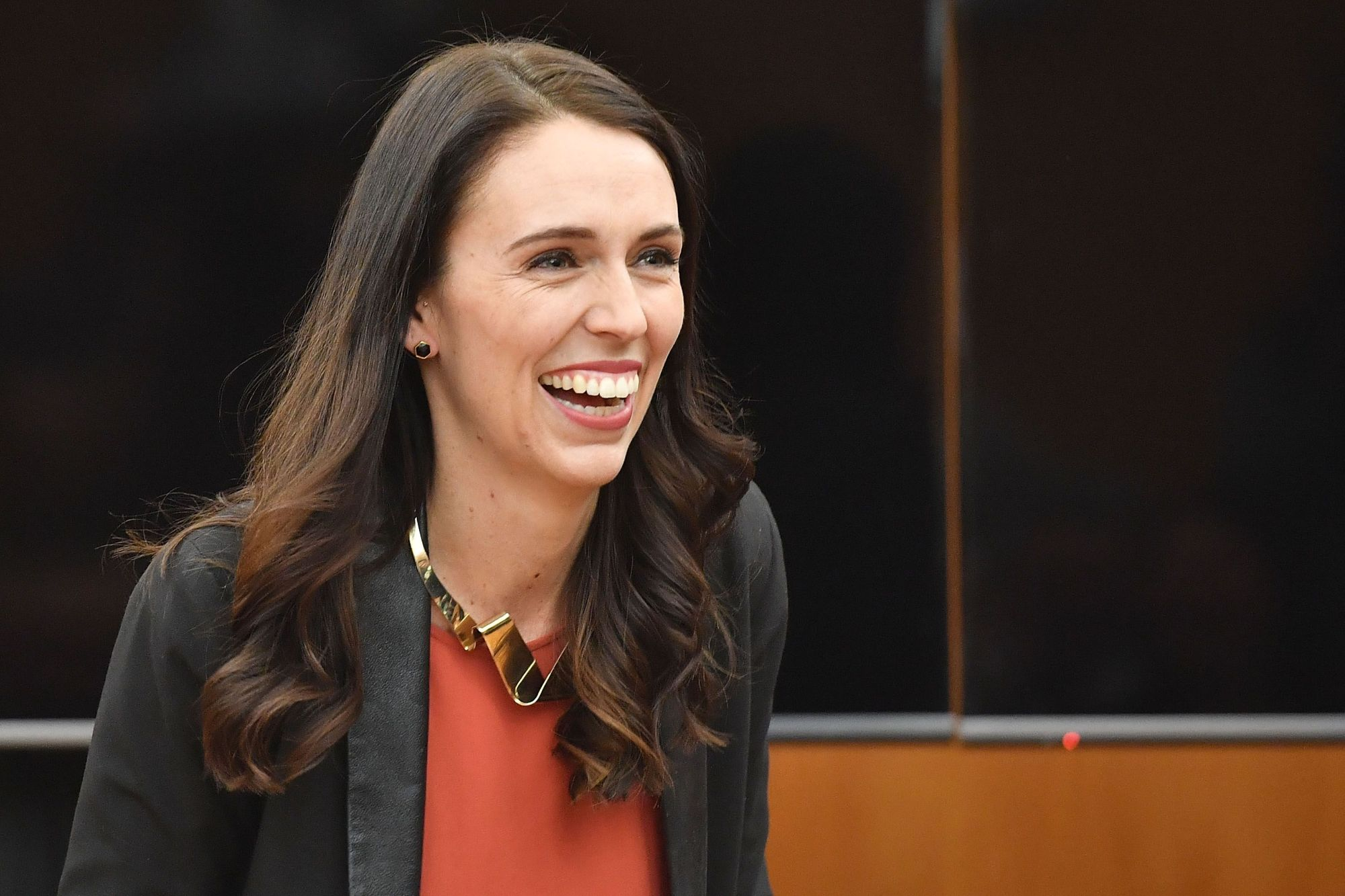 NEW ZEALAND PRIME MINISTER SETS TO BECOME THE COUNTRY'S FIRST LEADER TO GIVE BIRTH WHILE IN OFFICE