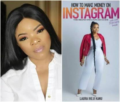 LAURA IKEJI TALKS ABOUT HER JOURNEY TO FAME IN NEW INSPIRING POST