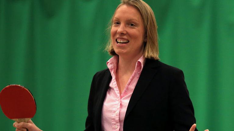 UK APPOINTS TRACEY CROUCH AS MINISTER FOR LONELINESS
