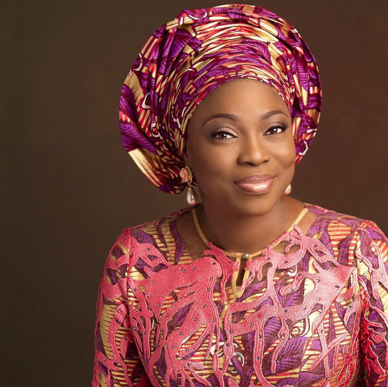 FIRST LADY OF LAGOS STATE, MRS BOLANLE AMBODE, CALLS FOR ERADICATION OF FEMALE GENITAL MUTILATION