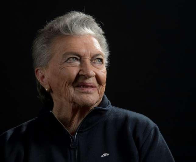 MARGOT DUHALDE, CHILE'S FIRST FEMALE FIGHTER PILOT, DIES AT 97
