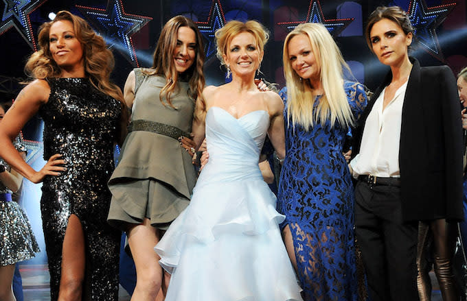 SPICE GIRLS SETS TO COME TOGETHER FOR A PROJECT