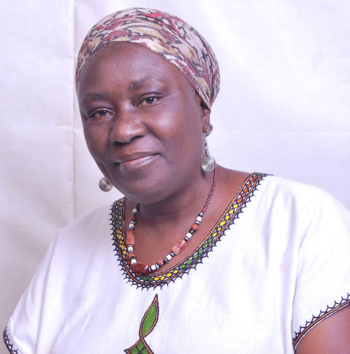 #PROFILE| MEET PROF REMI SONAIYA, NIGERIA'S ONLY FEMALE PRESIDENTIAL CANDIDATE IN 2015