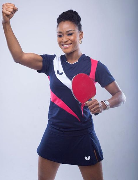 """I PLAYED PROFESSIONAL TABLE TENNIS UNTIL I WAS SEVEN MONTHS PREGNANT"" -OLUFUNKE OSHONAIKE"