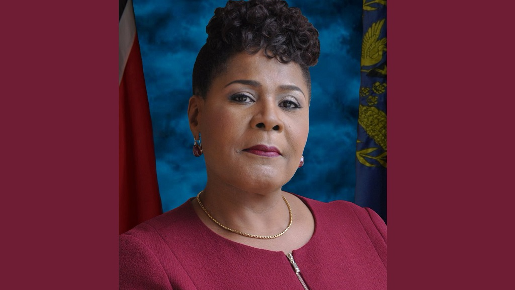TRINIDAD AND TOBAGO SWEARS IN FIRST FEMALE PRESIDENT