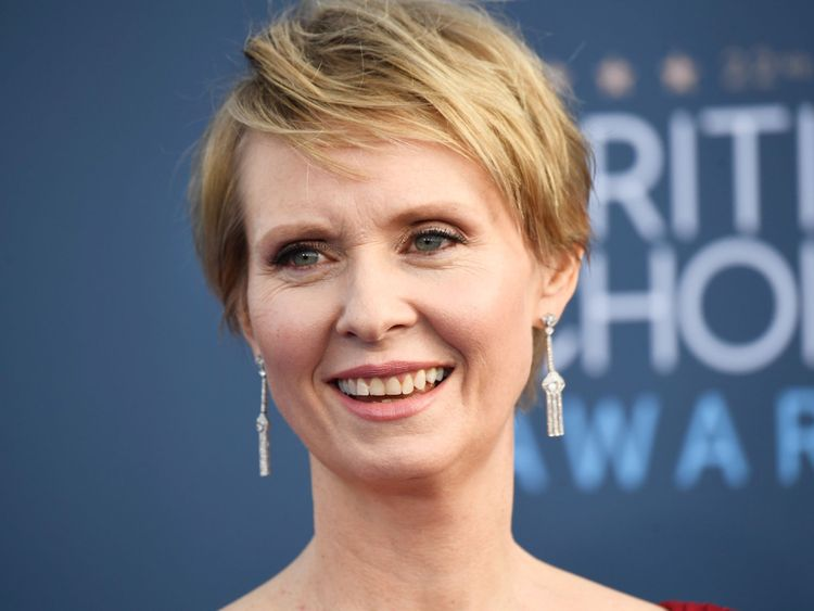 SEX AND THE CITY ACTRESS, CYNTHIA NIXON SETS TO RUN FOR NEW YORK GOVERNORSHIP