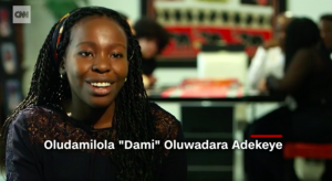 17-YEAR OLD NIGERIAN GIRL GETS ACCEPTED INTO 19 TOP UNIVERSITIES IN THE WORLD