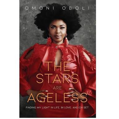 NOLLYWOOD ACTRESS AND PRODUCER, OMONI OBOLI RELEASES FIRST BOOK AS SHE TURNS 40
