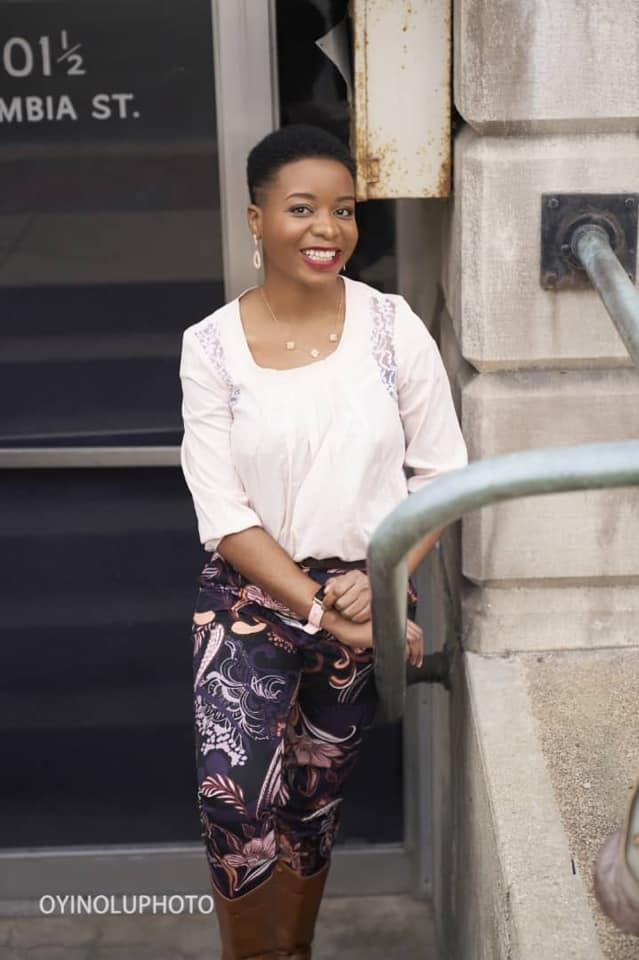 Women of Rubies interview With Roseline Adewuyi
